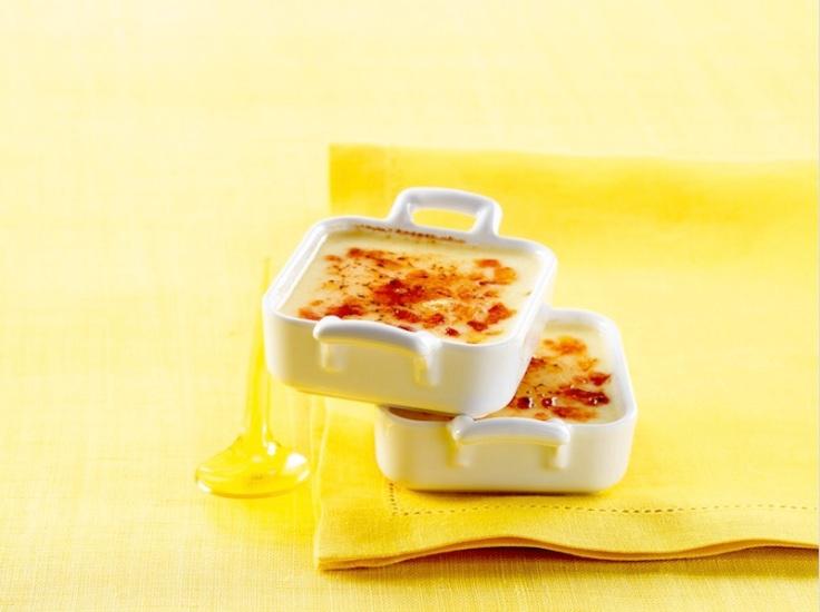 Mini crème catalane
